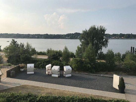 The Rilano Hotel Hamburg: Ausblick Zimmer