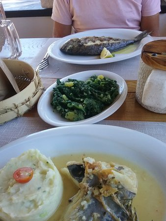 Konoba Udica: fish lunch for 2