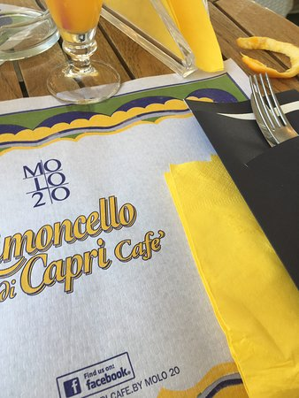 Limoncello di Capri Cafe by Molo 20照片