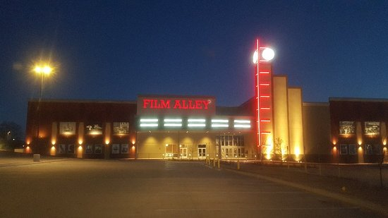 Weatherford, TX: Film Alley