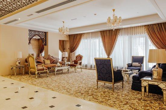 Tulip Inn Al Khan: Lobby Area