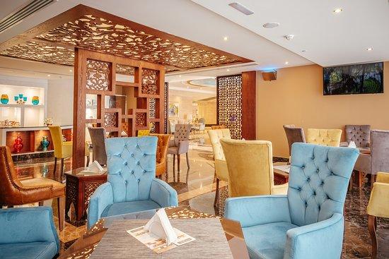 Tulip Inn Al Khan: Coffee Shop