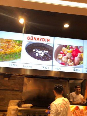 """Gunaydin Kasap & Steakhouse - Zorlu Center:  """"جيد جدا اعجبنا كلنا"""""""