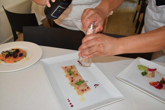 Ristorante Sandalia: Cura e attenzione nella preparazione dei nostri piatti