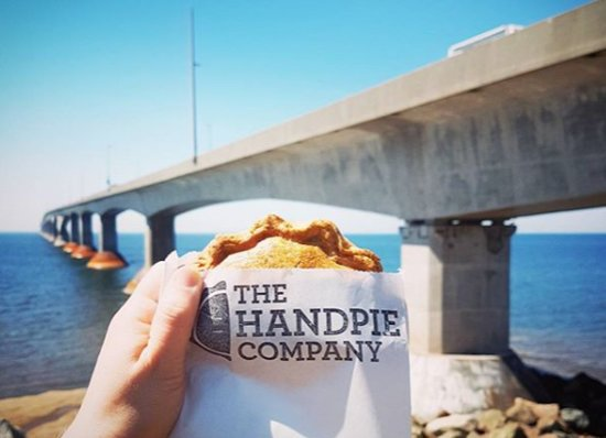 Albany, Canadá: Handpies love adventure!