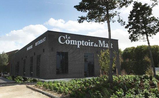Le Comptoir du Malt: Votre restaurant ouvert 7/7j