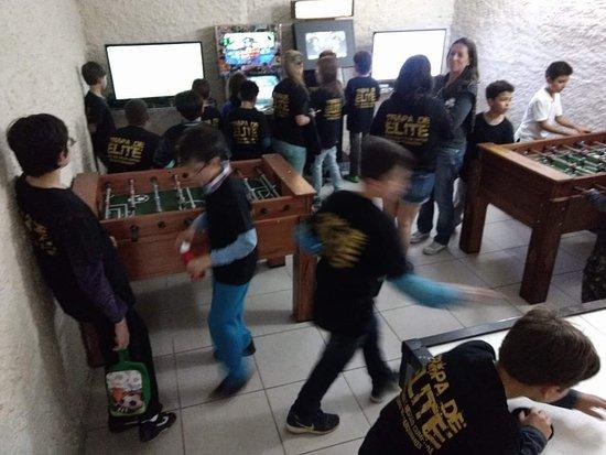 Niterói Paintball: salao de games eletronicos