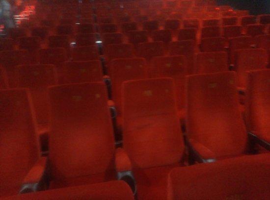PVR Forum Sujana Mall: Seating