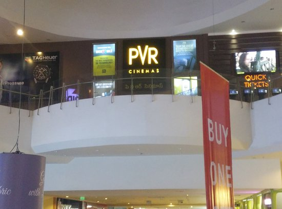 PVR Forum Sujana Mall: The Multiplex
