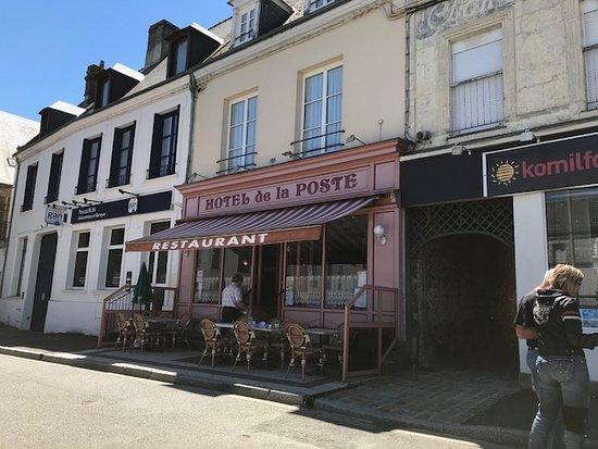 Mortagne-au-Perche, Frankreich: La facade