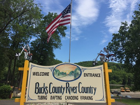 Bucks County River Country Foto