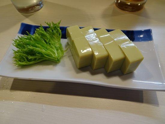 か に みそ 豆腐