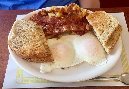 Nanticoke, Pensilvania: $5.99 Breakfast Special