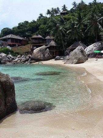 Jansom Bay : Bellissima spiaggia