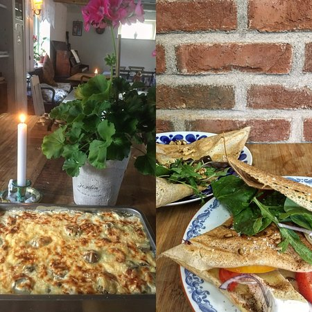 Cafe Madame Blå: Brunch and Galettes