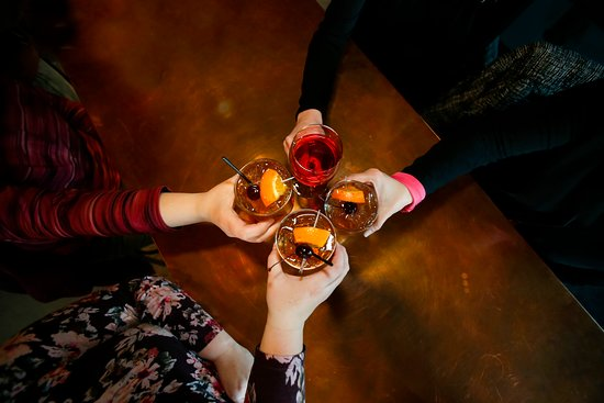 Yahara Bay Distillers: Where friends meet and greet