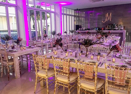 OCEANZ Boutique Hotel Aruba: Reception set-up