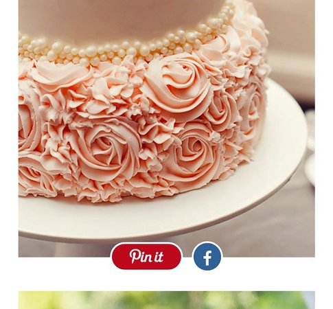 Lovin Oven Cakery: piping details