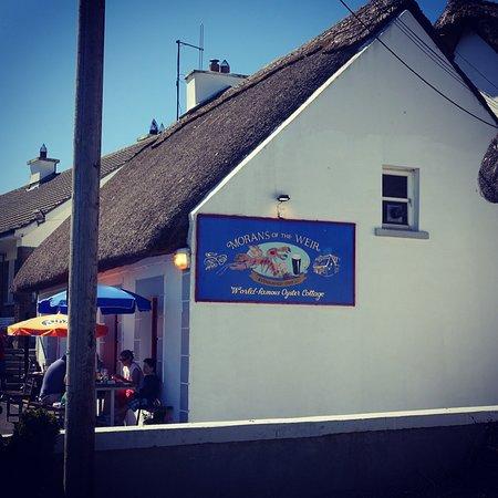 Morans Oyster Cottage : Cottage