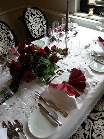 Restaurant & Hotel Schoene Aussicht Dresen: Frühlingsgefühle