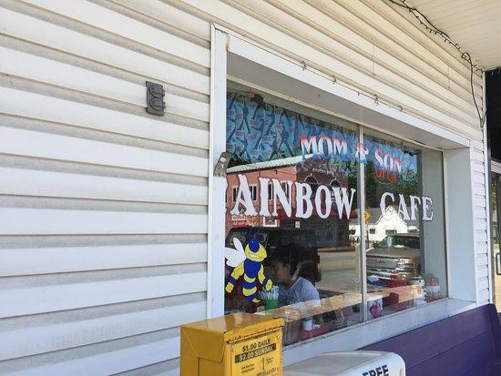 PJ's Rainbow Cafe: PJ RAINBOW CAFE