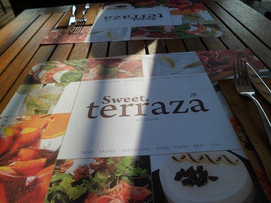 Terraza Sweet De Port Vell Individual Barcelona España