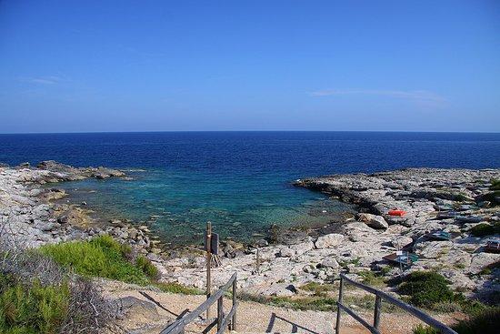 Arcipelago Tremiti: Caletta