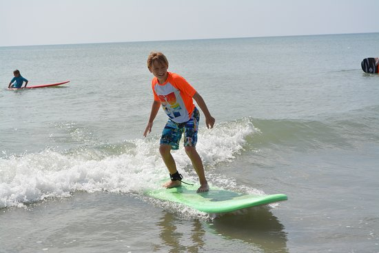 Neilson Surf Shop: Learn to surf today!