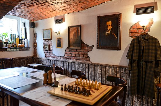 Sherlock: Играем в шахматы