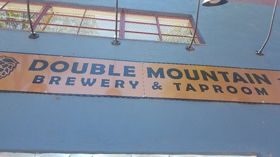 Double Mountain Brewery: 20180627_130818_large.jpg