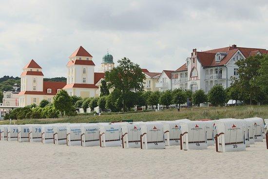 Binzer Strand: Spiaggia