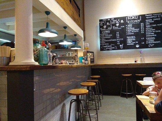 Koku Kitchen Ramen: Local