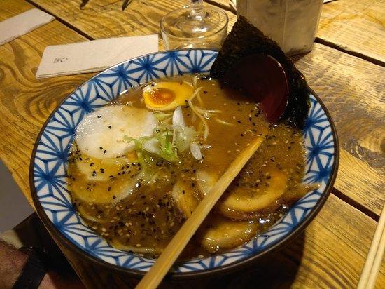 Koku Kitchen Ramen: Ramen soja