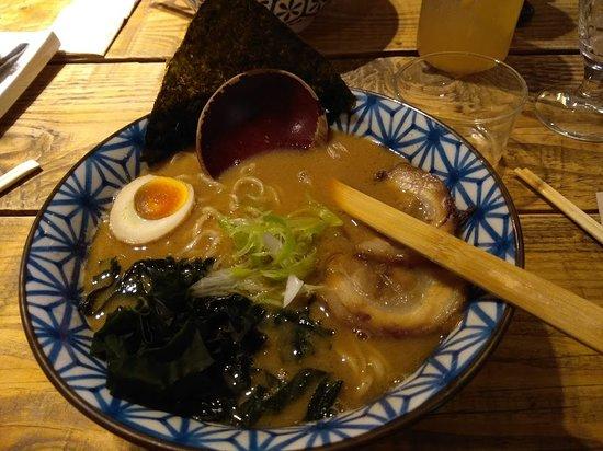Koku Kitchen Ramen: Ramen miso