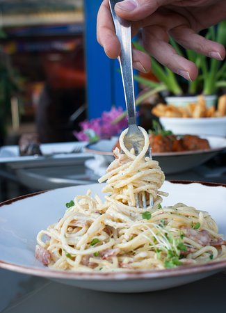 La Bella Vita: Spaghetti Carbonara