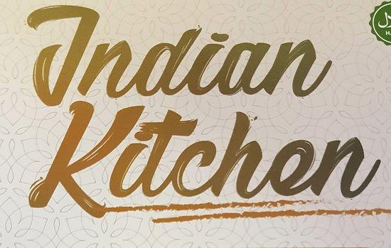 Indian Kitchen: Logo