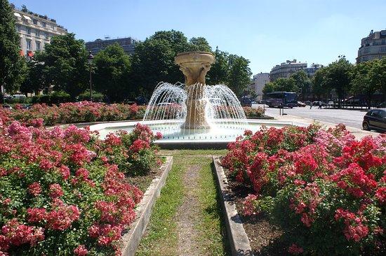 Fontaine de la Porte d'Auteuil