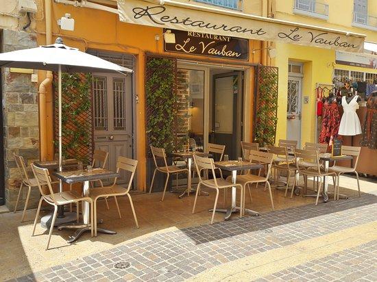 Le vauban collioure 12 rue vauban restaurant reviews - Office du tourisme collioure ...