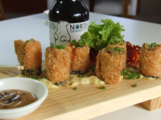 Orimaki Sushi: Koko Roll.......$7.50