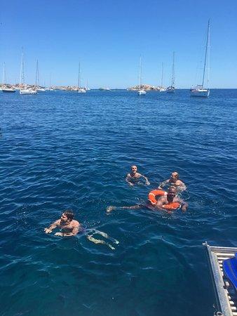 Фотография snorkeling day