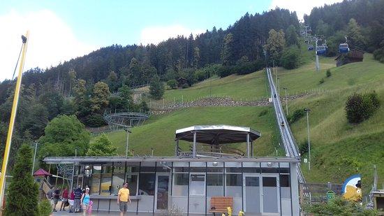 Zeller Bergbahnen - Zillertal Arena: Toboggan run