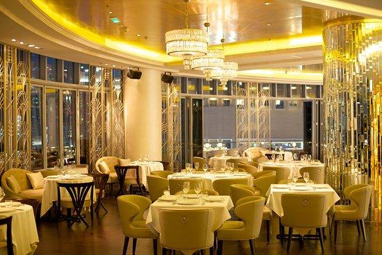 ATELIER M RESTAURANT, Dubai Omdömen om restauranger