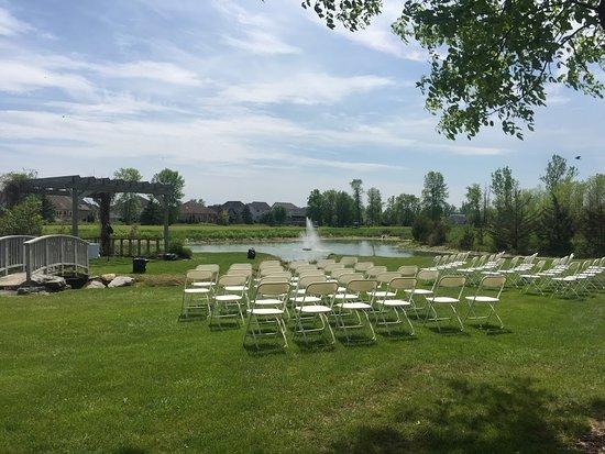 Bath, Canada: Loyalist Golf & Country Club Weddings