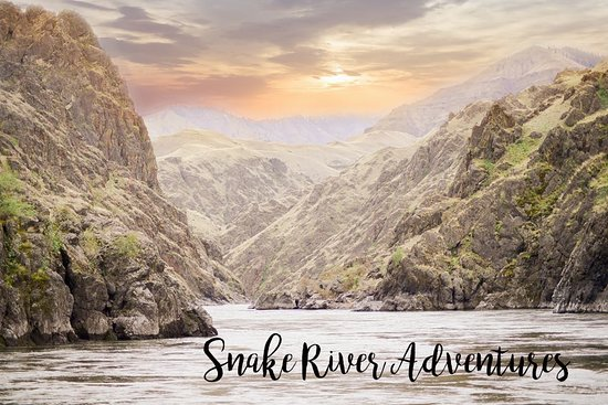 Lewiston, Αϊντάχο: Beautiful Hells Canyon on the Snake River