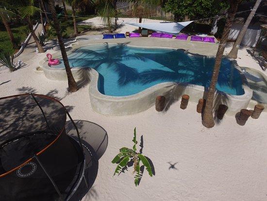 Aya Beach Bungalows: Aya Beach Pool