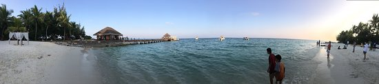 Hembadhu: Panaromic View of the Hotel