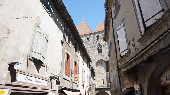 Historic Fortified City of Carcassonne: Cidadela de Carcassonne