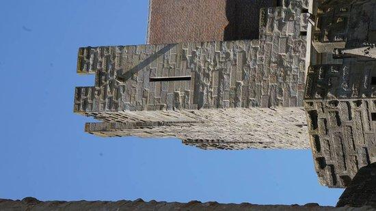 Historic Fortified City of Carcassonne: Torre de vigia da Cidadela de Carcassonne