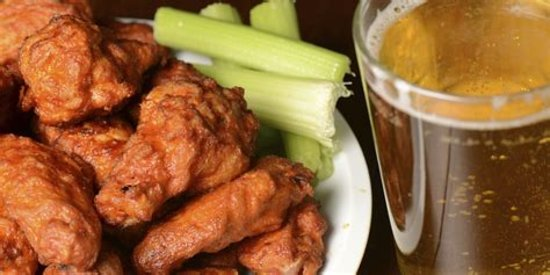 Stewartville, MN: Our chicken wings are our most popular appetizer!