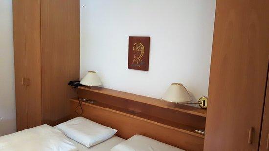 Goed en groot bed - Hotel Union 201806